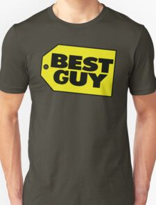 Best Guy - Best Buy Spoof Logo T-Shirt