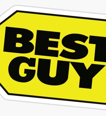 Best Guy - Best Buy Spoof Logo Sticker