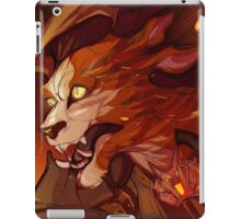 Charge the Line! iPad Case/Skin