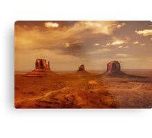 Earth's edge Metal Print