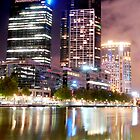 Yarra reflections by Paige