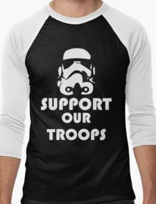 Support our Troops Funny Geek Nerd T-Shirt