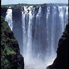 Victoria Falls Zimbabwe by garycraft