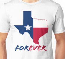 Texas Forever Funny Geek Nerd Unisex T-Shirt