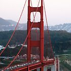 Golden Gate Bridge by garycraft