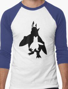 Piplup Evolution T-Shirt Men's Baseball ¾ T-Shirt