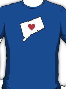 I Love Connecticut T-Shirt