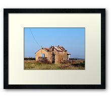 Fogotten Memories Framed Print