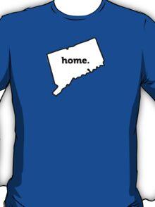 Connecticut. Home. T-Shirt