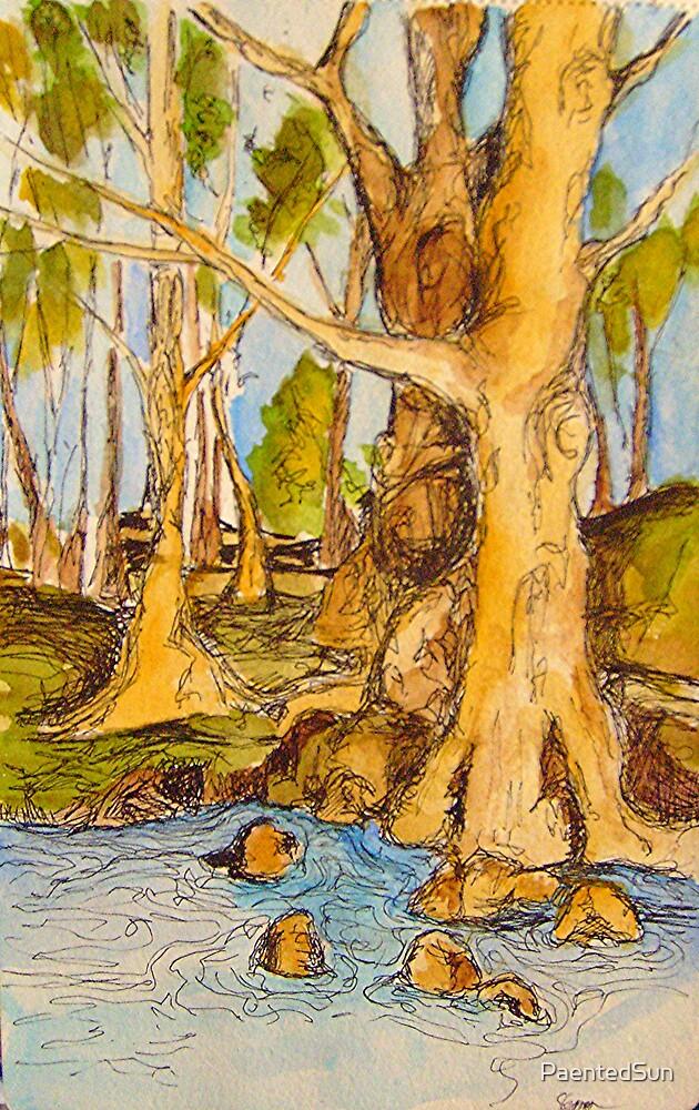 Cypress Swamp by PaentedSun