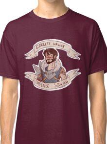 Dragon Age 2 - GARRETT HAWKE DEFENSE SQUAD Classic T-Shirt