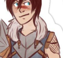 Dragon Age 2 - MARIAN HAWKE DEFENSE SQUAD Sticker