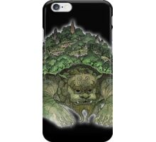 The Legend of Korra Lion Turle With Quote iPhone Case/Skin