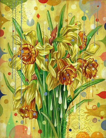 Daffodil by Paul Allen