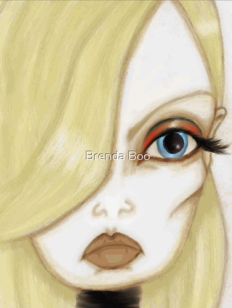 Lips by Brenda Boo
