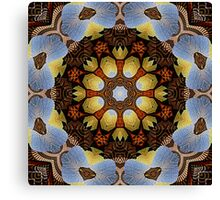 The Watcher's Dream Tapestry Canvas Print