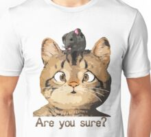Are you sure? T-Shirt