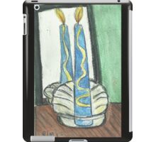 Light One Candle iPad Case/Skin