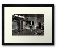 Welcoming Framed Print