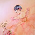 Brava 'Le Belle Ballerine' © Patricia Vannucci 2008  by PERUGINA