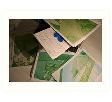 Building's games - 2006-09-27 - (119) Art Print