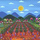 Laranjal by Lilian Bernoldi
