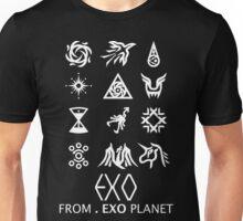 Exo Member B Unisex T-Shirt