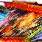 Colours of Bridlington (i) by Merice Ewart Marshall - LFA