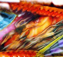 Colours of Bridlington (i) by Merice  Ewart-Marshall - LFA