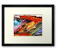 Colours of Bridlington (i) Framed Print