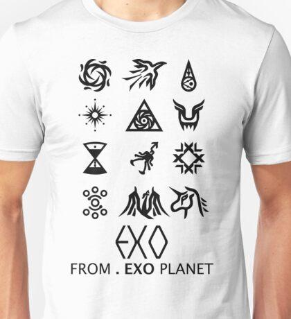 Exo Member B2 Unisex T-Shirt