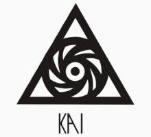 EXO Kai power logo by Aprilio