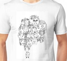 Too many friends on my mind  Unisex T-Shirt