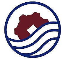 Korrasami Logo Photographic Print