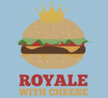 Royale With Cheese Kids Tee