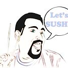 Let's Sushi! by bchrisdesigns