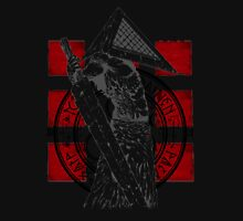 Pyramid Head Tribute (Black Background Only) Unisex T-Shirt