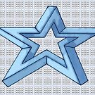 Escher Star by Rob Bryant