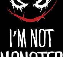 ı am not monster by Gul Adg