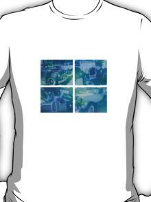 four blues T-Shirt