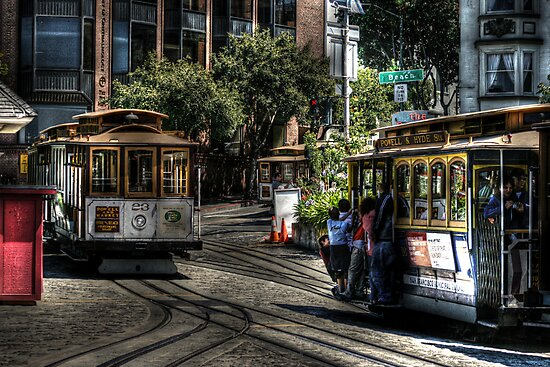 Cable car by Kimberly Palmer
