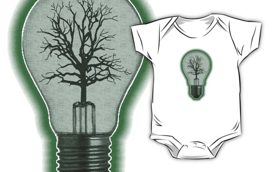 Think Green by Pinhead Industries