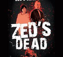 Zed's Dead Baby - Pulp Fiction by rikovski