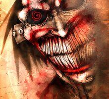 Clown by JamesCobra