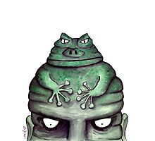 Toads (Misery) Photographic Print