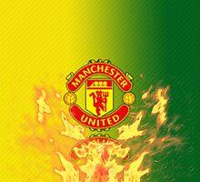 Man Utd  by Davantmay