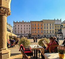 Lazy afternoon in Stare Miasto by ltm3photography