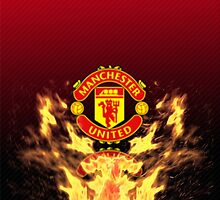 Red Devils  by Davantmay