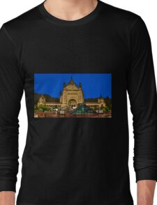 Basilique de St. Therese of Lisieux Long Sleeve T-Shirt