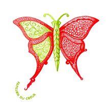 Papillon du Coeur by montdragon
